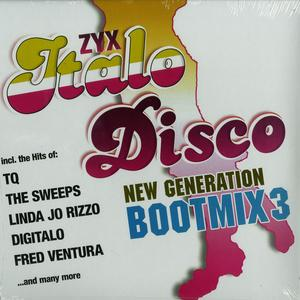 Va-Zyx Italo Disco - New Generation Bootmix 3 (LP) / ZYX Music