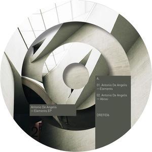 Antonio De Angelis-Elements EP / Dynamic Reflection
