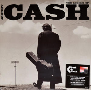Johnny Cash-The Legend Of Johnny Cash /  Island Records