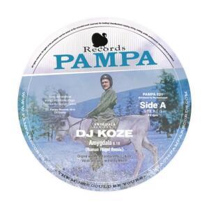 Dj Koze-Amygdala (Remixes) / Pampa