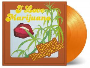 Linval Thompsons- I Love Marijuana / MOVLP2346
