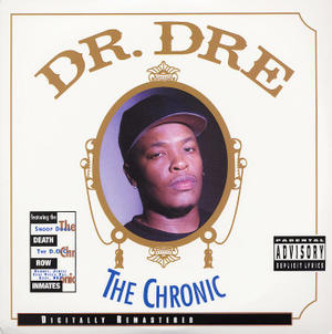 Dr. Dre – The Chronic / Death Row Records