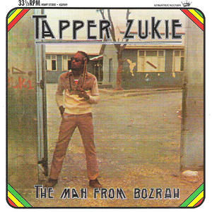 Tapper Zukie-The Man From Bozrah  /  Kingston Sounds