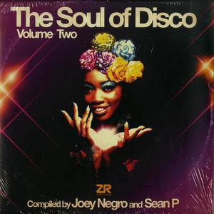 Joey Negro & Sean P Presents-The Soul Of Disco Vol 2 / Z Records