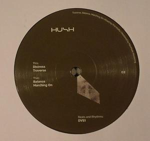 DVS1-Distress EP / Hush