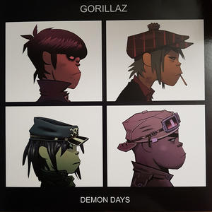 Gorillaz-Demon Days /  Parlophone