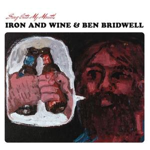 Iron And Wine and Ben Bridwell-Sing Into My Mouth / Black Cricket Recording Co