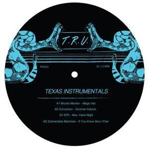 Va-Texas Instrumentals / Texas Recordings Underground
