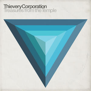 Thievery Corporation- Treasures From the Temple / ESL
