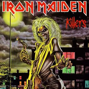 Iron Maiden-Killers /  Parlophone