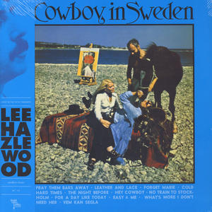 Lee Hazlewood-Cowboy In Sweden / Light In The Attic