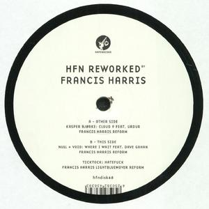 Francis Harris / Various Artists-Hfn Reworked By Francis Harris / Hafendisko