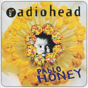 Radiohead - Pablo Honey / Capitol Records
