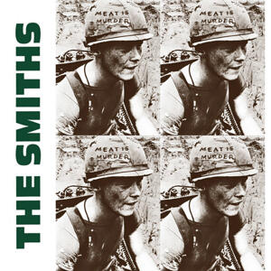 The Smiths-Meat Is Murder / Rhino Records