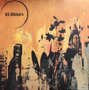 D3 Allstars-Sunday Dub EP /  Machine Soul Records