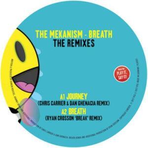 Mekanism-Breath Rmxs / Play It Say It
