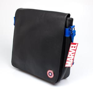 Marvel Captain America Vinyl Record Bag