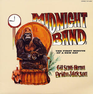 Gil Scott-Heron Brian Jackson-The First Minute Of A New Day