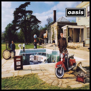 Oasis-Be Here Now / Big Brother ‎