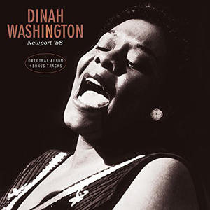 Dinah Washington-Newport '58 / Vinyl Passion