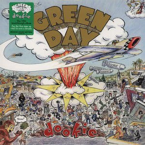 Green Day-Dookie /  Reprise Records