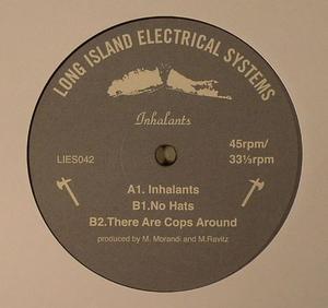 Inhalants-Ep / Lies