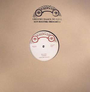 Gregory Isaacs & Ken Boothe-Dealing & Memories / Basic Replay