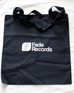 Fade Records (TOTE BAG (BLACK)