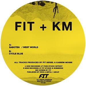 FIT Siegel & Kassem Mosse- Saboten EP  / Fit Sound