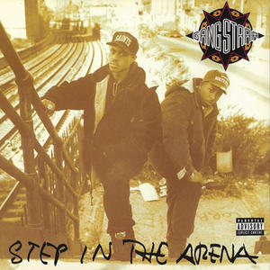 Gang Starr ‎– Step In The Arena / Virgin