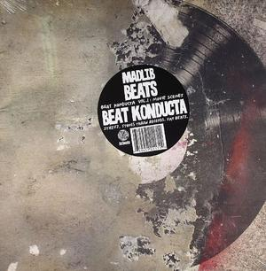 Madlib-Beat Konducta Vol.1 / STONES THROW