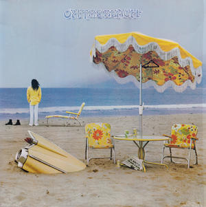 Neil Young ‎– On The Beach /  Reprise Records