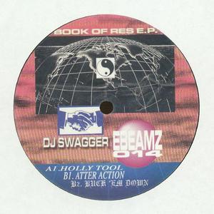 Dj Swagger-Book Of Res Ep / E-beamz