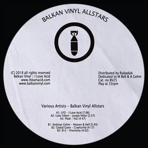 Various Artist-Balkan Allstars / Balkan Vinyl