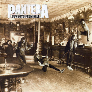 Pantera-Cowboys From Hell /  Rhino Records