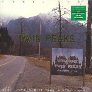 Angelo Badalamenti-Music From Twin Peaks /  Rhino Records