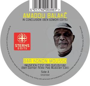 Amadou Balake-In Conclusion / Sterns Edits