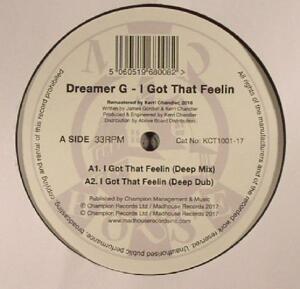 Dreamer G-I Got That Feelin / Madhouse