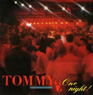 Tommy-One Night / Zyx Records