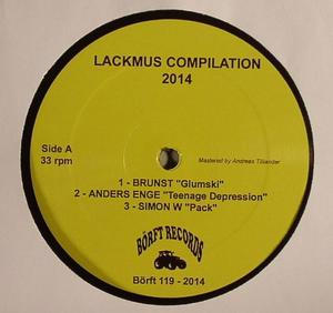 Va-Lackmus Compilation 2014 / Börft