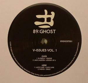 Va-V Issues Vol 1 / 89:Ghost