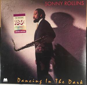 Sonny Rollins-Dancing In The Dark /  Milestone Records
