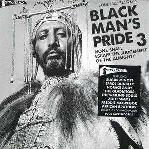 Va-Black Man's Pride 3 /  Soul Jazz Records