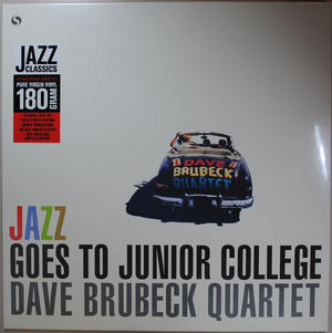 Dave Brubeck Quartet-Jazz Goes To Junior College /  Spiral Records