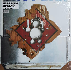 Massive Attack-Protection / Circa ‎