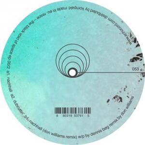 Resoe-The Black Void Of Space Ep 00/2 / Echocord