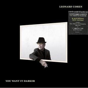 Leonard Cohen-You Want It Darker / Columbia