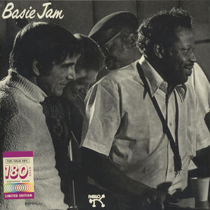 Count Basie-Basie Jam / Pablo Records