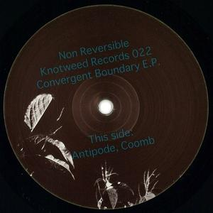 Non Reversible-Convergent Boundary EP / KNOTWEED RECORDS