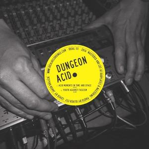 """Dungeon Acid / Russell Haswell-Split 12"""" / Ideal"""